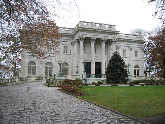 Marble House (Front)
